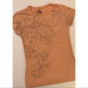 Roxy Floral T-Shirt